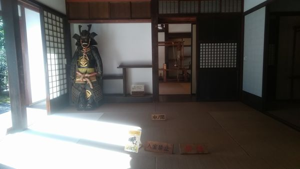 広見公園ふるさと村歴史ゾーン建物内2