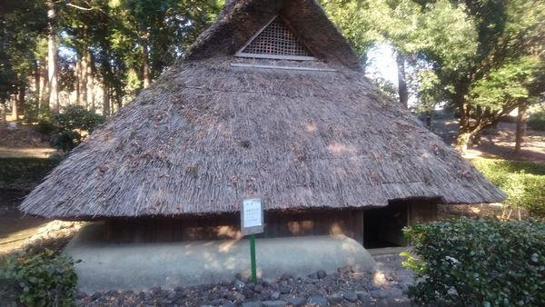 広見公園ふるさと村歴史ゾーン3