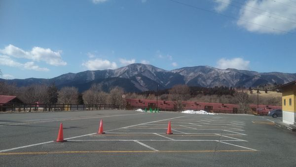 富士ミルクランド広々
