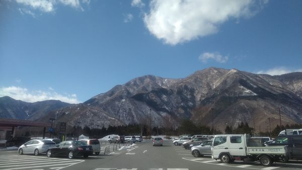 道の駅朝霧高原毛無山