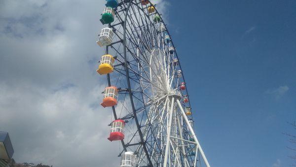 富士川大観覧車Fuji Sky View1周年感謝祭