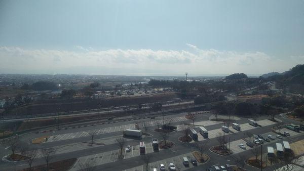 富士川楽座観覧車景色