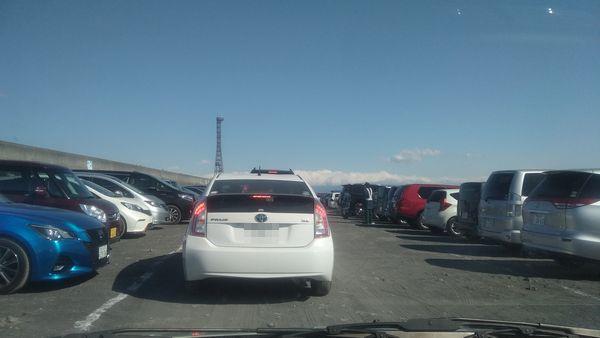 毘沙門天大祭無料駐車場