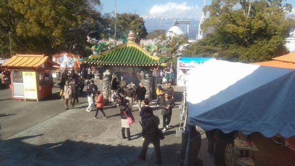 毘沙門天大祭富士市