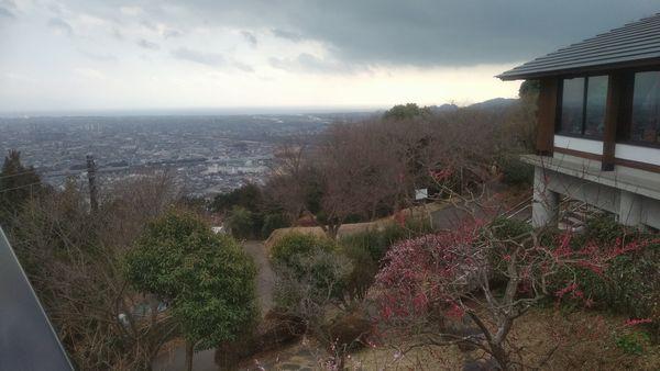 岩本山公園テラスとカフェ
