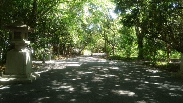 静岡県護国神社柚木公園