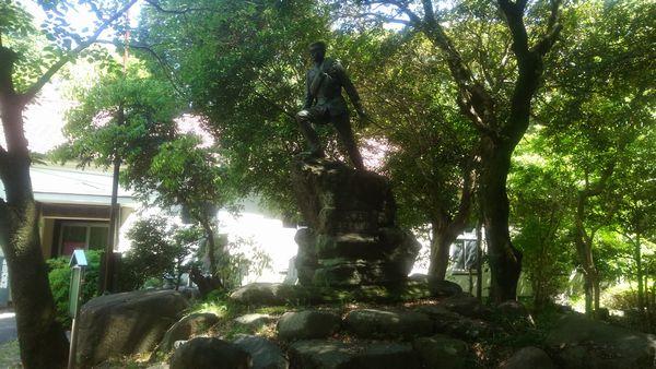 静岡県護国神社散策