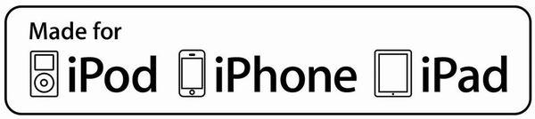 iPhoneのLightningケーブルMFi認証