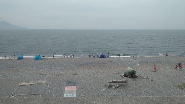 千本浜公園海水浴場