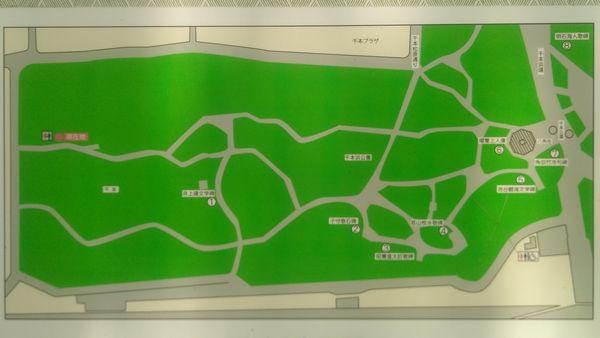 千本浜公園マップ