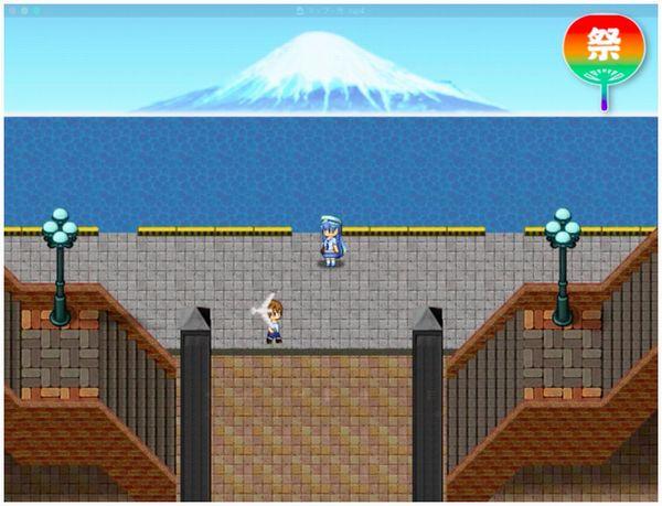 清水港クエストゲーム画面