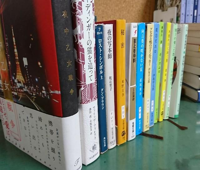 一行目・冒頭が印象的な小説13作品を紹介する - FGかふぇ