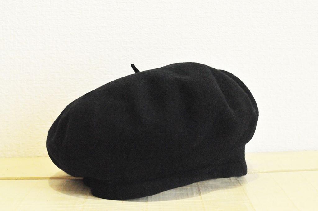 トロントの古着古着外街で買ったベレー帽