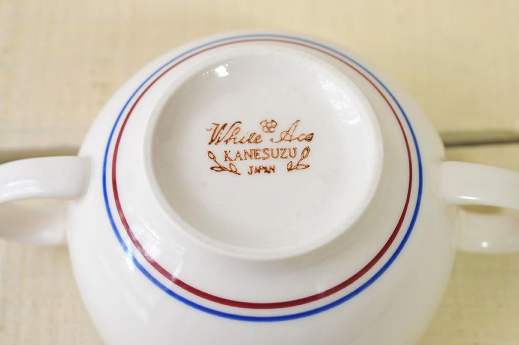ふるものせいかつ図鑑ーシンプルなスープカップの裏面