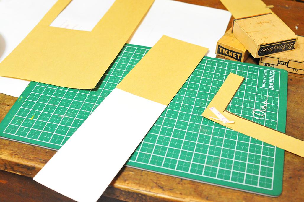 手作り「回数券チケット」は紙を切って作る簡単工作!