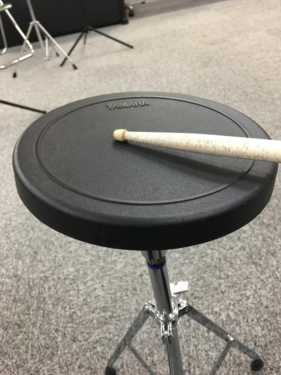ドラム練習パッドの画像