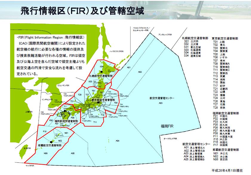 福岡航空交通管制部