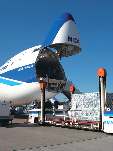 NCA | Boeing 747F