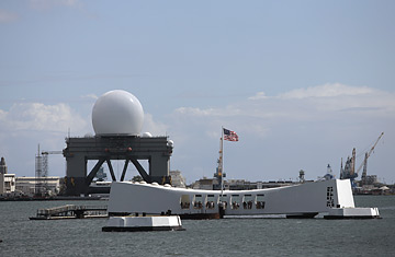 the Sea-Based X-band Radar(SBX)