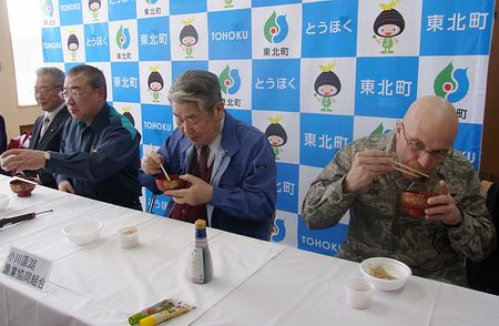 「安全宣言」漁再開へ=米軍タンク投棄1カ月-青森 by JIJI.COM