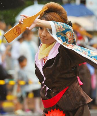 Photo by よさこい祭り公式Web Site