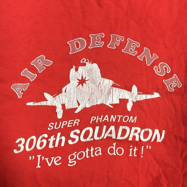 "306th SQUADRON ""I've gotta do it!"""