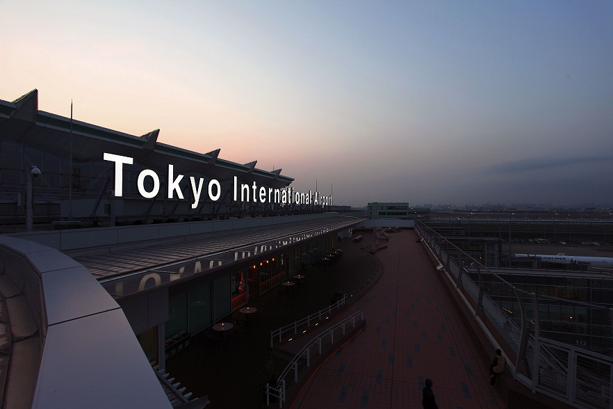Photo:東京国際空港ターミナル株式会社HPより