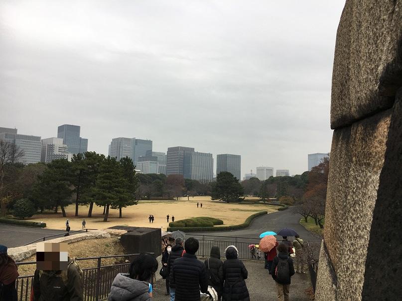 天皇誕生日一般参賀(H30年12月23日)