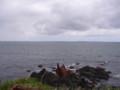 [納沙布岬]向こうは北方領土