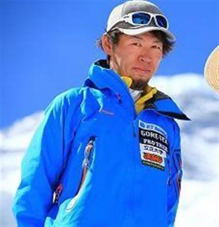 竹内洋岳 : 日本が世界に誇る登...
