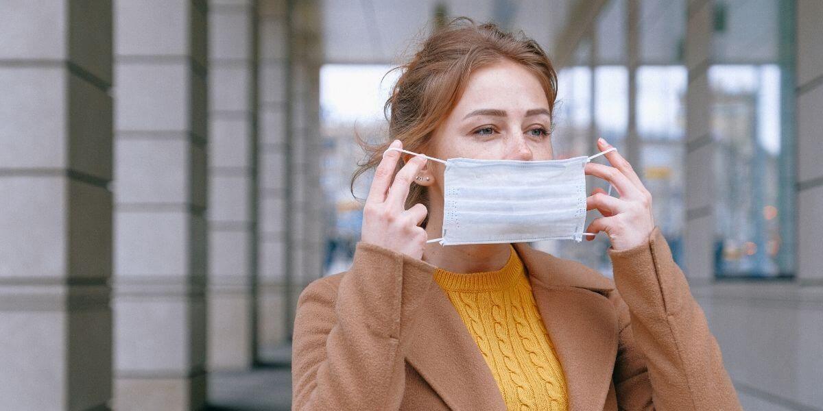 マスクの臭い対策でストレス軽減