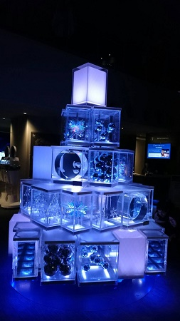 東京スカイツリー すみだ水族館 クリスマス
