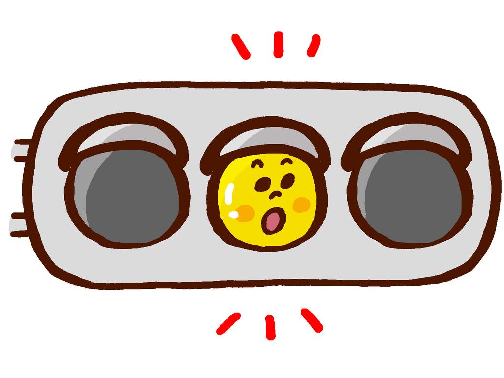 幼稚園児のチャイルドシート