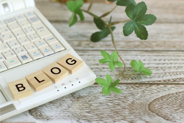 ブログ更新作業