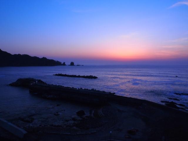 東日本大震災から8年気仙沼の海2
