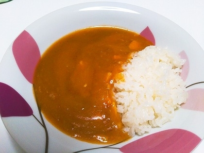 Retort curry-dekita