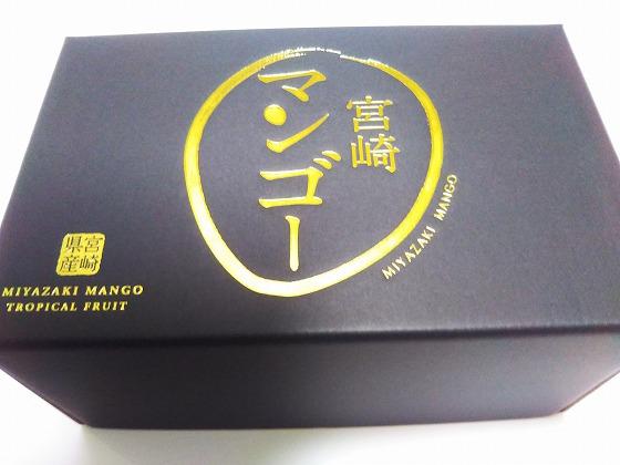 マンゴーin黒い箱