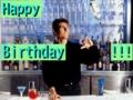 Cocktail / Happy Birthday