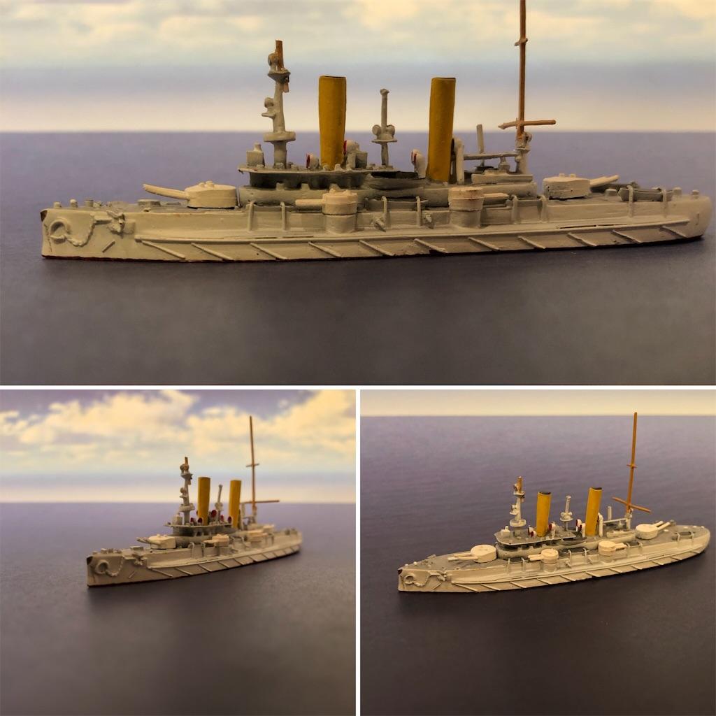 号外 Vol.1 近代戦艦(前弩級戦...