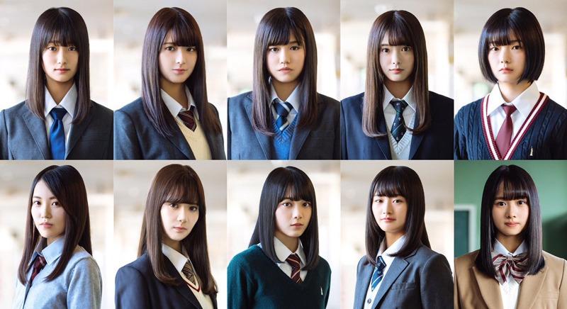 欅坂46の2期生メンバー控え室を隠し撮りで素の姿が暴かれる