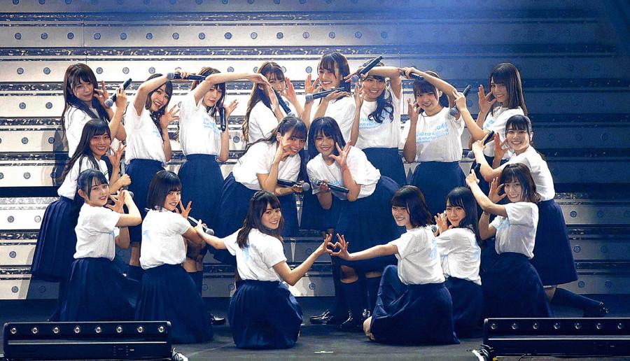 NHK紅白歌合戦初出場の内定が発表された日向坂46へのコメント