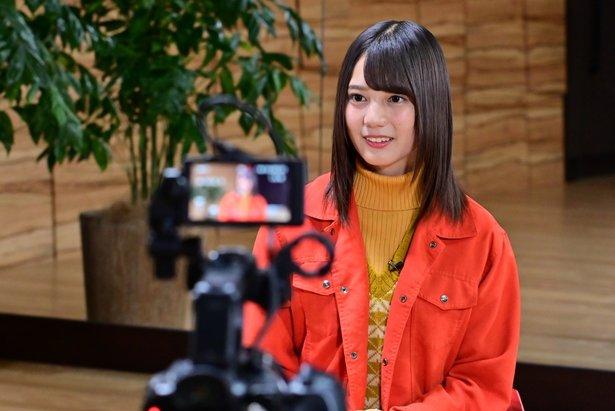 日向坂46のセンター・小坂菜緒はデビュー時に取材で聞かれたある質問におびえていたと明かす