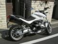 BMW R1200R試乗(2009/04/12)