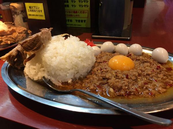 立川 ご飯