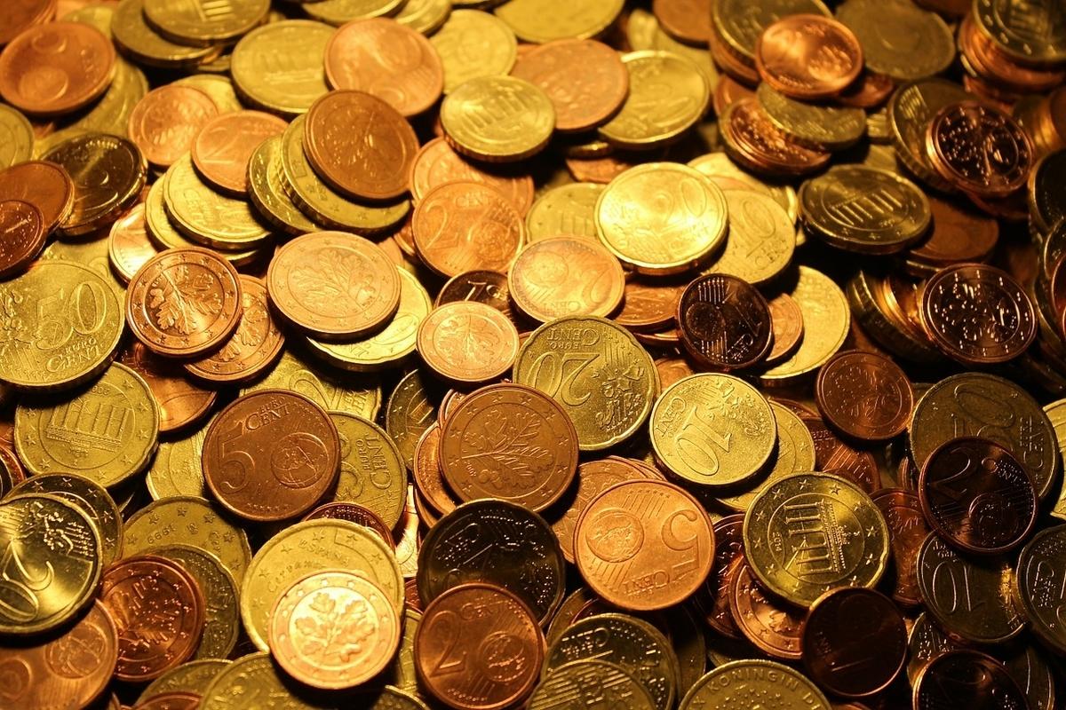 お金、コイン