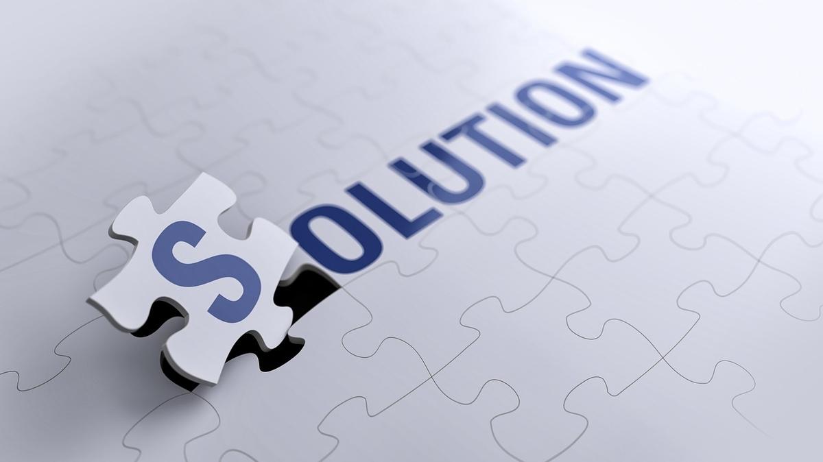 解決、SOLUTION