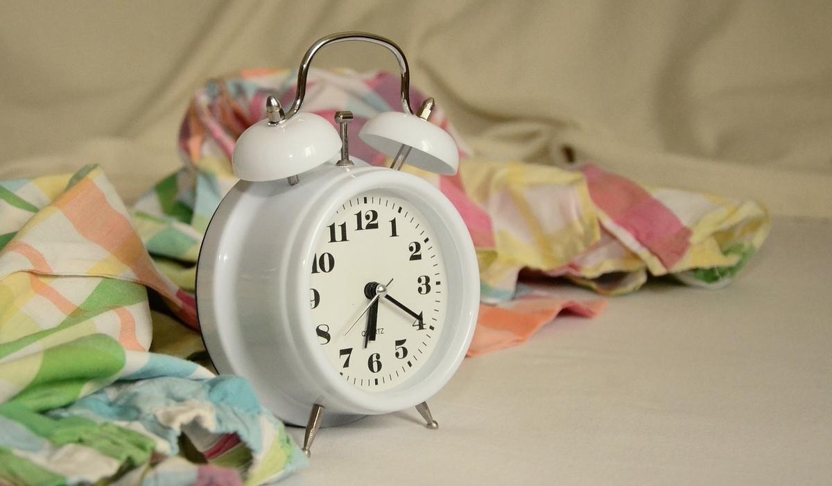 時計,睡眠