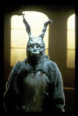 銀色のウサギ
