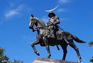伊達政宗の銅像