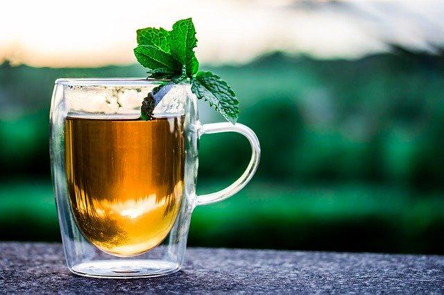紅茶,癒し